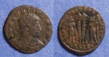 Ancient Coins - Roman Empire, Delmatius 335-7, AE3