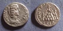 Ancient Coins - Caesarea Cappadocia, Julia Domna 193-217, Drachm