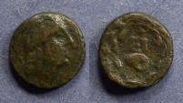 Ancient Coins - Achaea, Pellene 350-300 BC, AE14.5