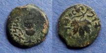 Ancient Coins - Judaea, First Jewish War 66-70, Prutah
