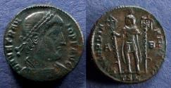 Ancient Coins - Roman Empire, Vetranio 350, Centenionalis