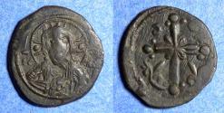 Ancient Coins - Byzantine Emipre, Anonymous (Class I) 1079-1081, Bronze Follis