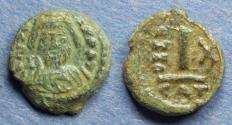 Ancient Coins - Byzantine Empire, Heraclius 610-641, Decanummium