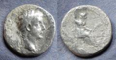 Ancient Coins - Roman Empire, Tiberius 14-37, Denarius
