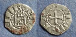 Ancient Coins - Crusader Jerusalem, Baldwin III 1143-1163, Denier