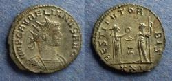 Ancient Coins - Roman Empire, Aurelian 270-5, Antoninianus