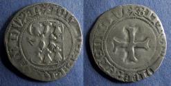 World Coins - France, Brittany, Jean V 1399-1442, Gros