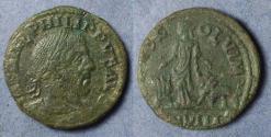 Ancient Coins - Viminacium Moesia, Philip 244-9, AE28