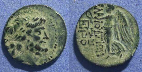 Ancient Coins - Cilicia, Elaiussa Circa 150 BC, AE22