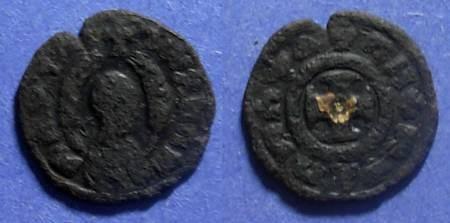 Ancient Coins - Axum, MHDYS 400-450 AD, AE15