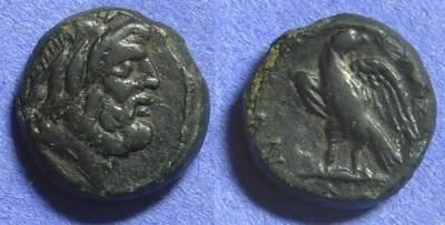 Ancient Coins - Amphipolis Macedonia AE16 – Circa 50 BC