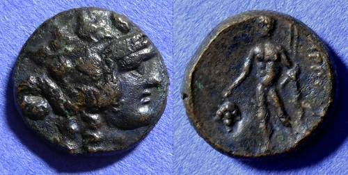 Ancient Coins - Maroneia Thrace - AE16  Circa 146 BC