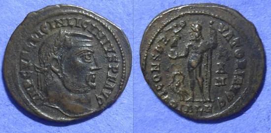 Ancient Coins - Licinius 308-324 Follis of Alexandria