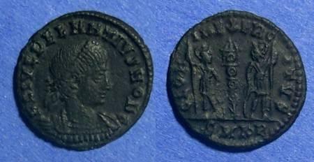 Ancient Coins - Roman Empire, Delmatius 335-7, AE3 /4