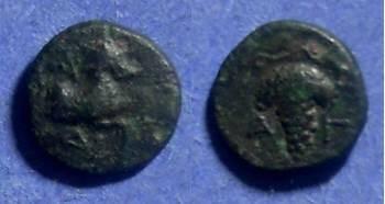 Ancient Coins - Maroneia, Thrace 300-250 BC, AE10
