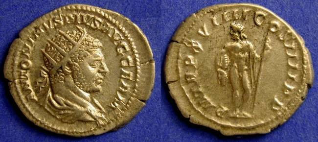 Ancient Coins - Caracalla 198-217 - Antoninianus