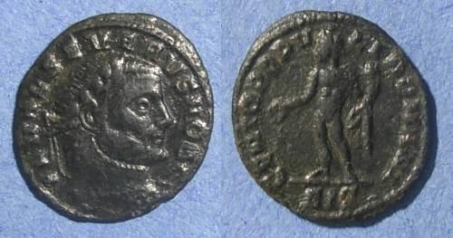 Ancient Coins - Roman Empire, Severus II (as Caesar) 305-6 AD, Quarter Follis