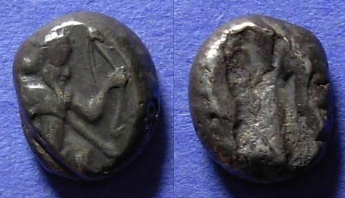 Ancient Coins - Acheminiad Empire,  425-375 BC, Siglos