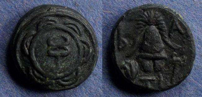Ancient Coins - Macedonian Kingdom, Philip III 323-317 BC, AE15