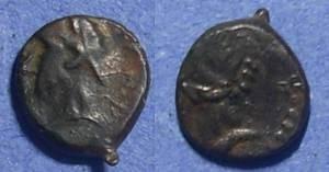 Ancient Coins - Roman Imitative,  4th century AD, AE9