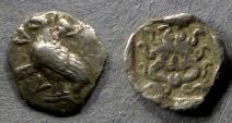 Ancient Coins - Troas, Abydos 480-450 BC, Obol