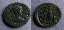 Ancient Coins - Augusta Traiana, Thrace, Geta (as Caesar) 198-209, AE18