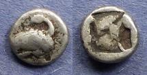 Ancient Coins - Macedonia, Eion Circa 500 BC, Trihemiobol(?)