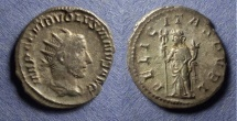 Ancient Coins - Roman Empire, Volusian 251-253, Antoninianus