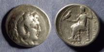 Ancient Coins - Macedonian Kingdom, Phillip III 323-317 BC, Tetradrachm