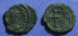 Ancient Coins - Roman Empire, Theodosius II 402-450, AE4