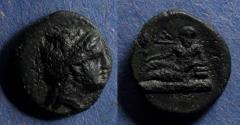 Ancient Coins - Thrace, Odessos Circa 250 BC, AE14