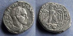 Ancient Coins - Mesopotamia, Carrhae, Macrinus 217-8, Tetradrachm