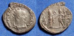 Ancient Coins - Roman Empire, Valerian 253-260, Billon Antoninianus