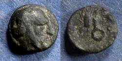 Ancient Coins - Achaemenid Kingdom, Autophradates Early 4th century BC, AE10