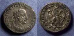 Ancient Coins - Antioch, Trebonianus Gallus 251-3, Tetradrachm
