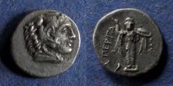 Ancient Coins - Mysia, Pergamon 310-282 BC, Diobol