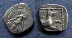 Ancient Coins - Lycaonia, Laranda Circa 330 BC, Obol