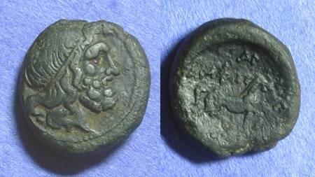 Ancient Coins - Amphipolis Macedonia AE18 – Circa 150BC