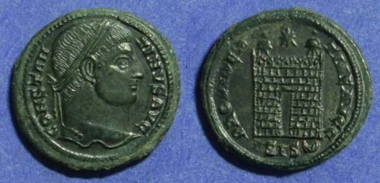 Ancient Coins - Constantine 307-337 AE3