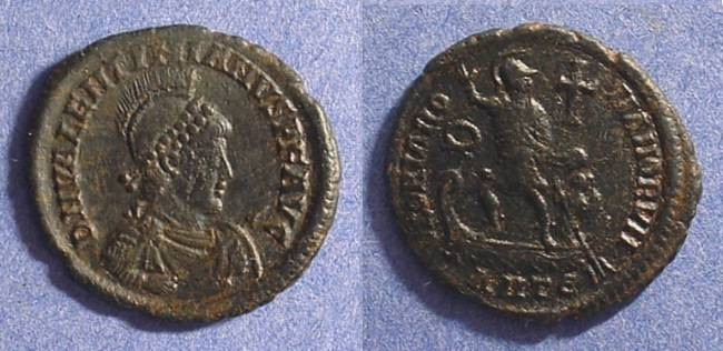 Ancient Coins - Valentinian II 375-392 AE2