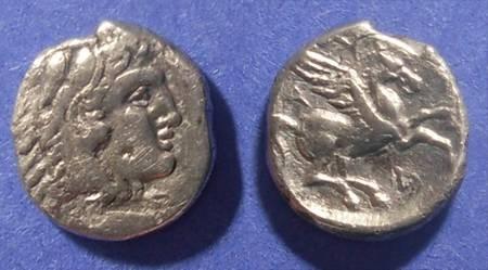 Ancient Coins - Dyrrachium, Illyria 344-300 BC, Drachm