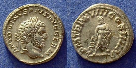 Ancient Coins - Caracalla 198-217 Denarius