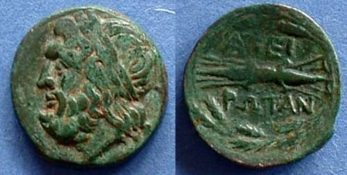 Ancient Coins - Epeirote Republic - AE19 - 238-168 B