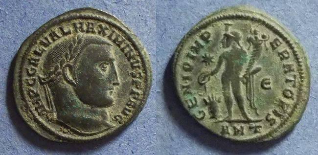 Ancient Coins - Roman Empire, Maximinus II Daia 309-313, Follis