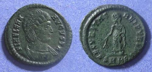 Ancient Coins - Roman Empire, Helena d. 328 AD, AE3