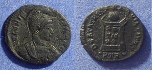 Ancient Coins - Crispus - Caesar 316-326 AE3