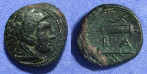 Ancient Coins - Macedonian Kingdom: Alexander III 336-323 BC AE17