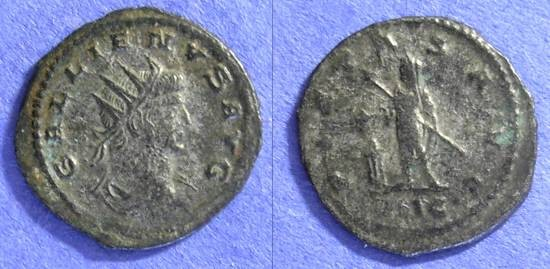 Ancient Coins - Roman Empire - Gallienus 253-268 Antoninianus