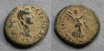Ancient Coins - Ionia, Smyrna, Caligula 37-41, AE17
