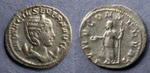 Ancient Coins - Roman Empire, Otacilla Severa 244-9, Antoninianus